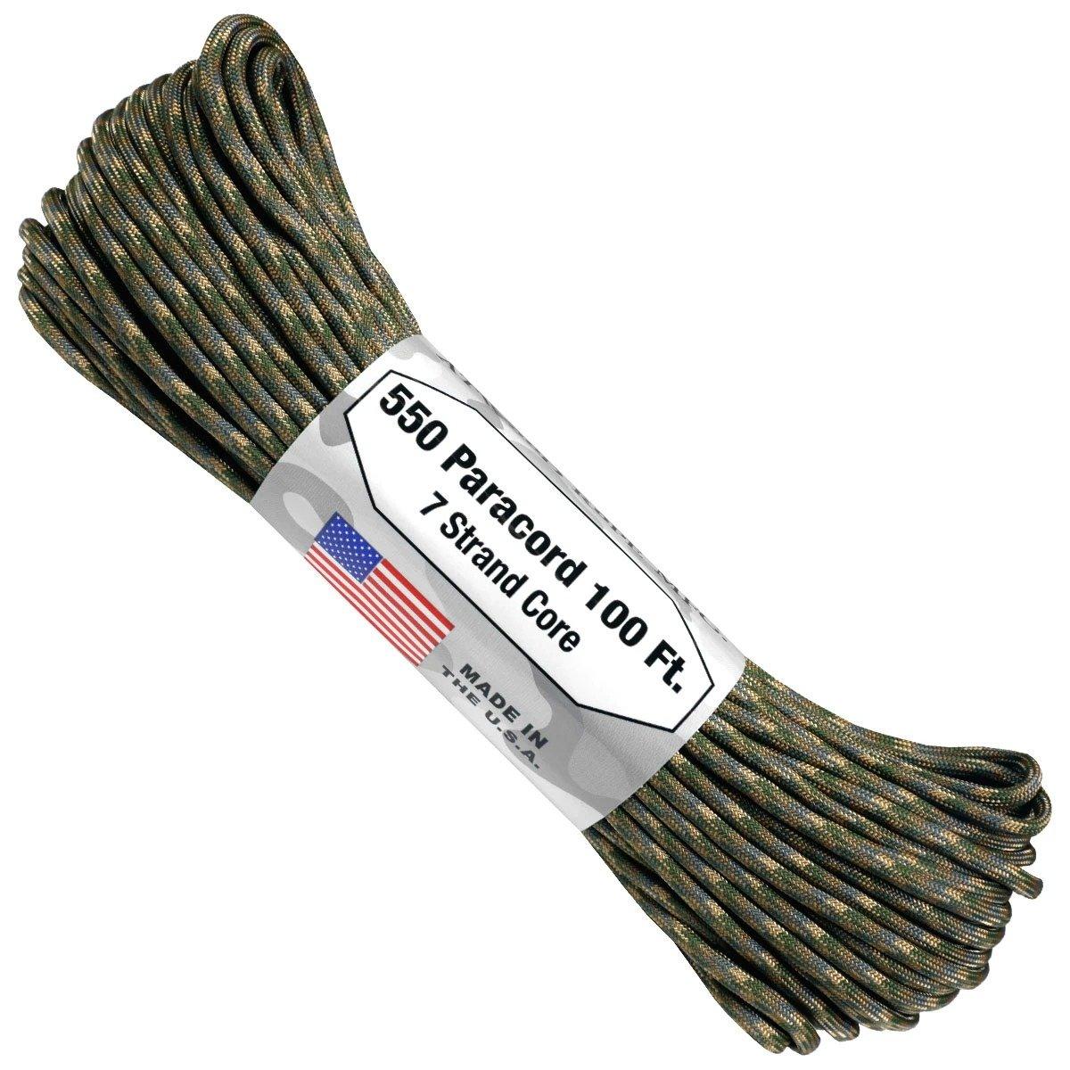 Dây 550 Paracord – Multicam