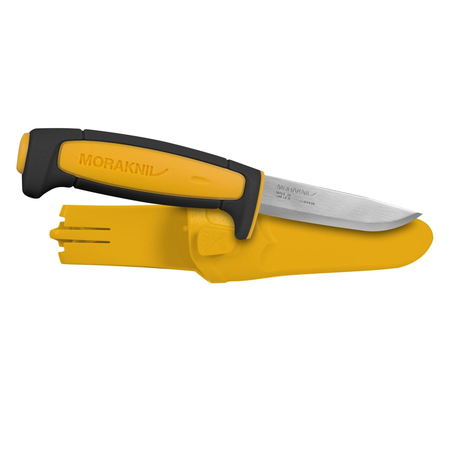 Morakniv® BASIC 511 Limited Edition 2020 - Black / Yellow A