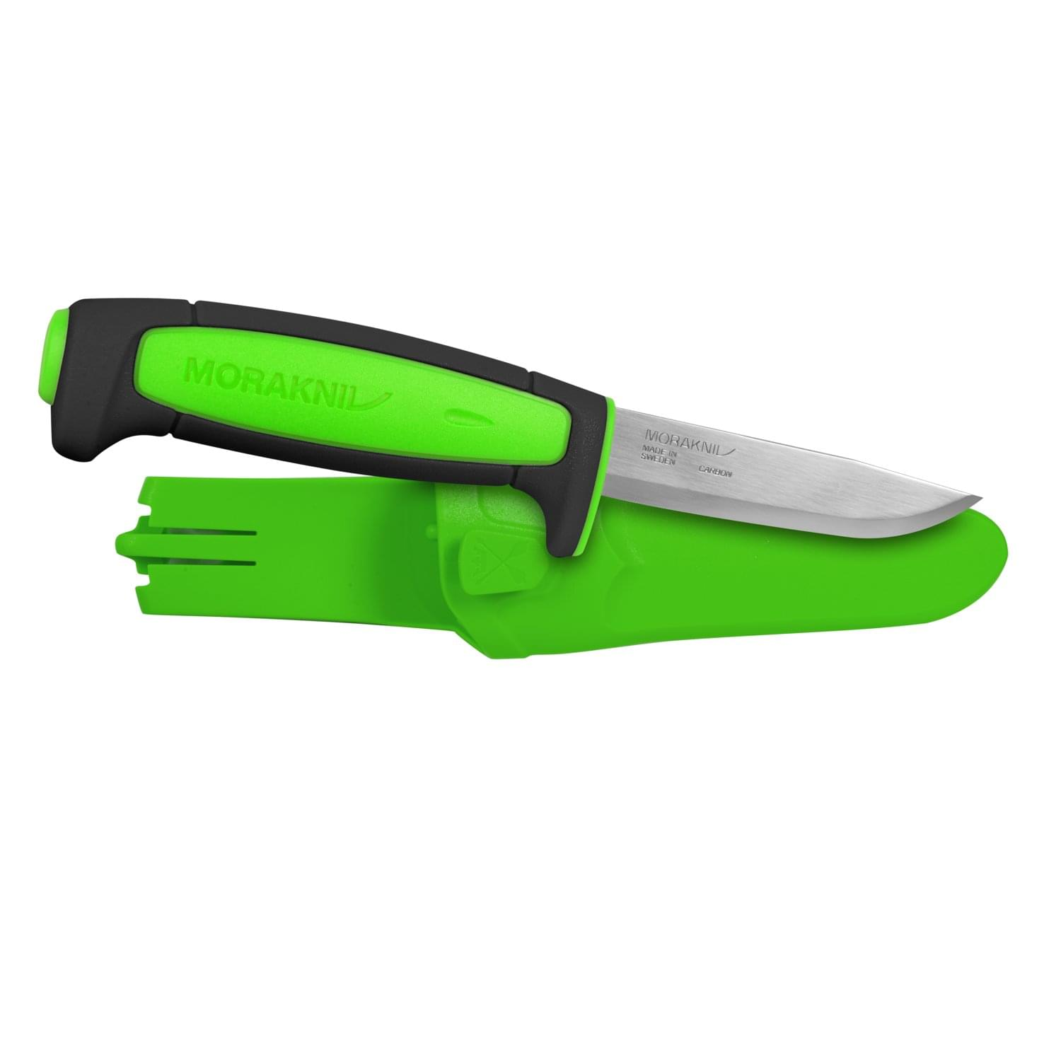 Morakniv® BASIC 511 Limited Edition 2019 – Green / Black B