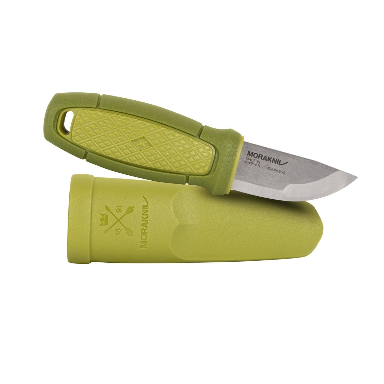 MORAKNIV® ELDRIS NECK KNIFE – STAINLESS STEEL – Green