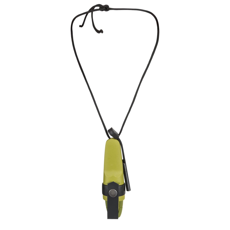 MORAKNIV® ELDRIS NECK KNIFE – STAINLESS STEEL – Yellow