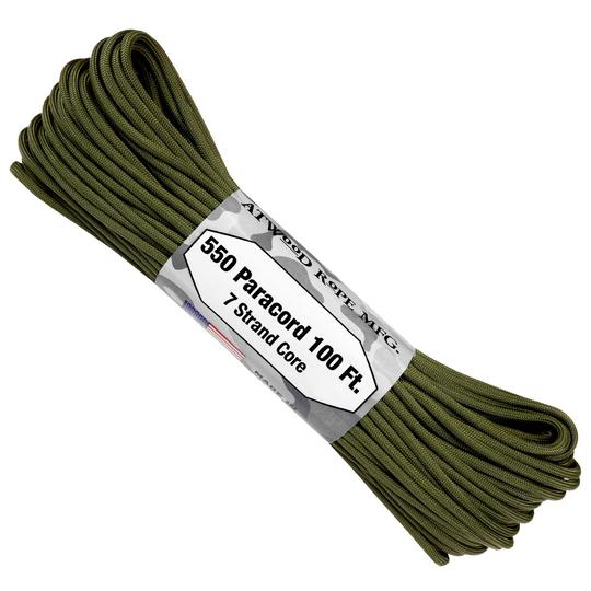 Dây 550 Paracord – Olive Drab
