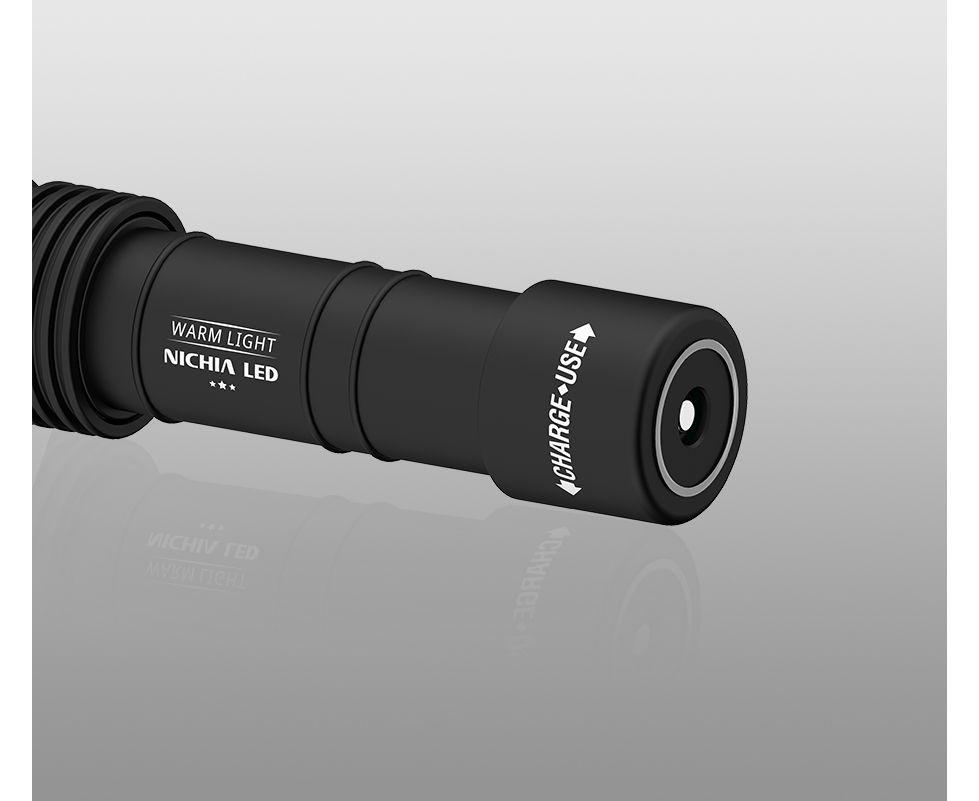 Đèn Pin Đội Đầu Armytek WIZARD PRO MAGNET USB – NICHIA LED (WARM LIGHT)