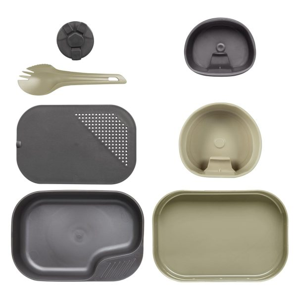 Wildo® CAMP-A-BOX® Complete – Desert / Dark Grey A