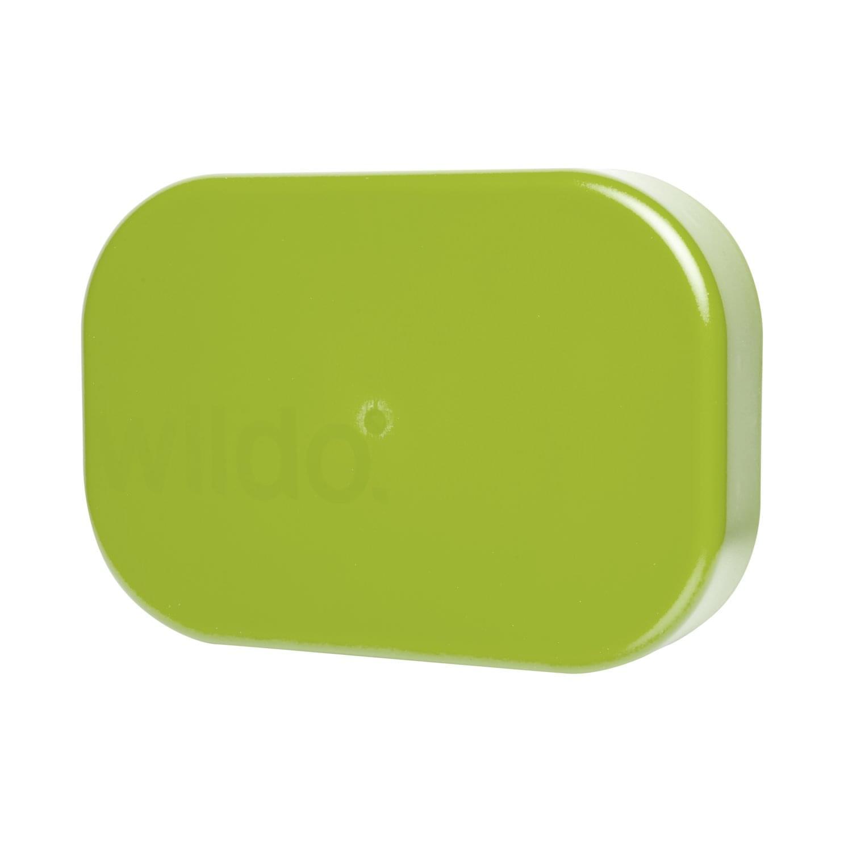 Wildo® CAMP-A-BOX DUO® Light – Lime / Dark Grey A