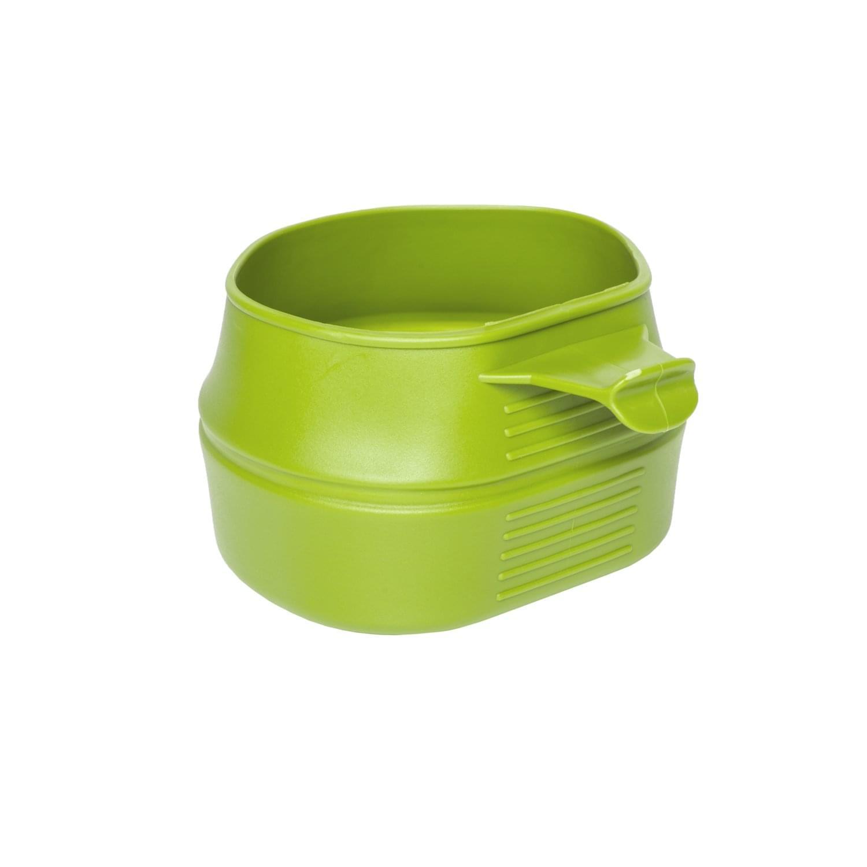 Wildo® CAMP-A-BOX® DUO Light – Lime / Dark Grey A