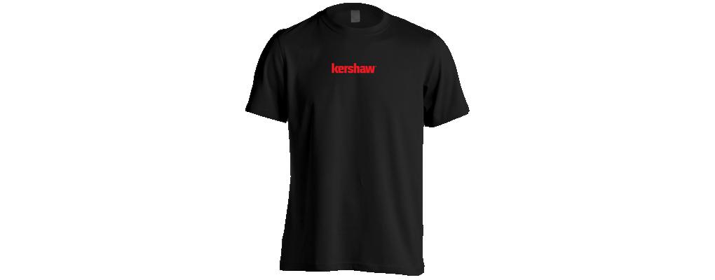 KERSHAW T-SHIRT – BLACK