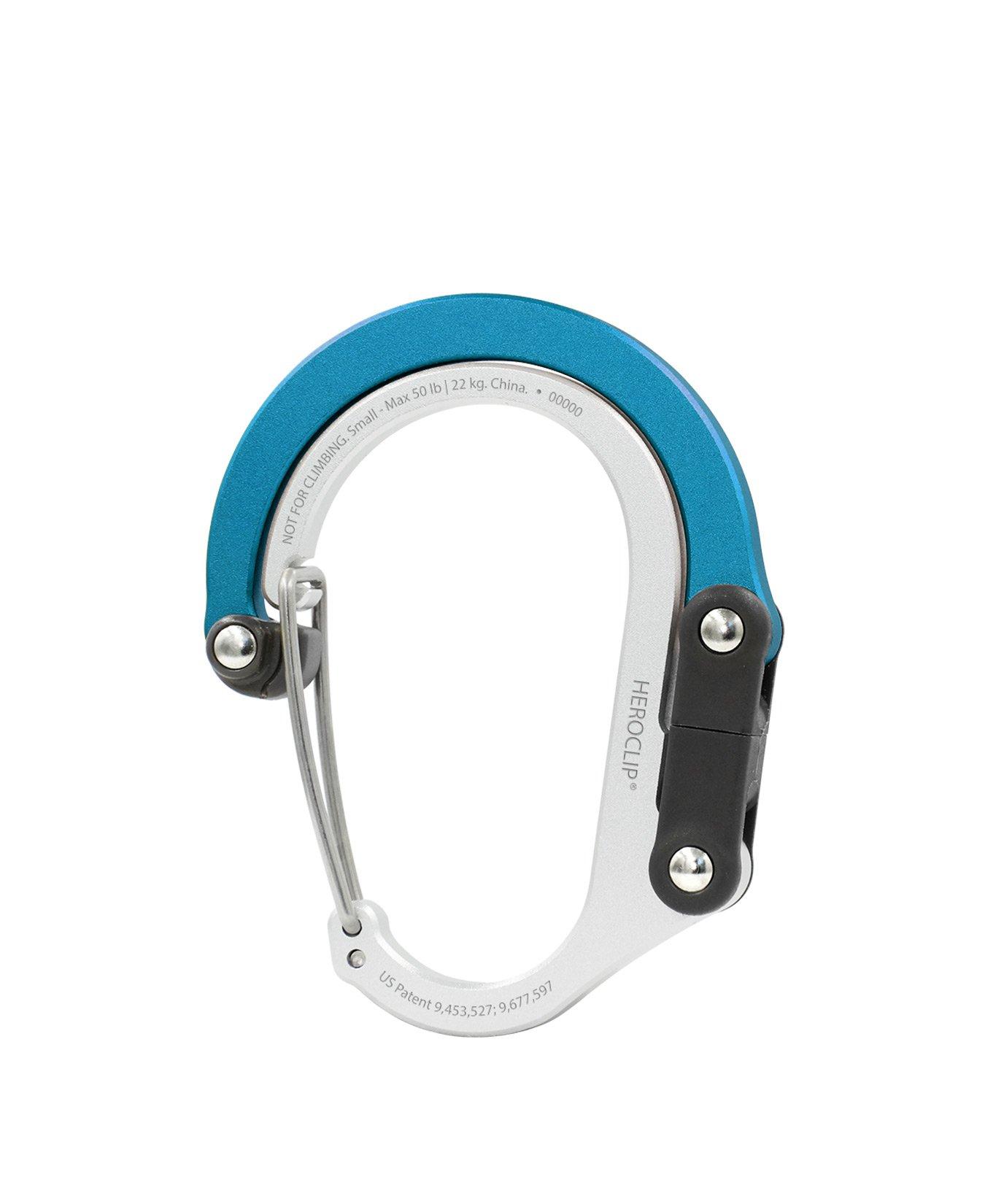 HEROCLIP® SMALL - Blue Steel
