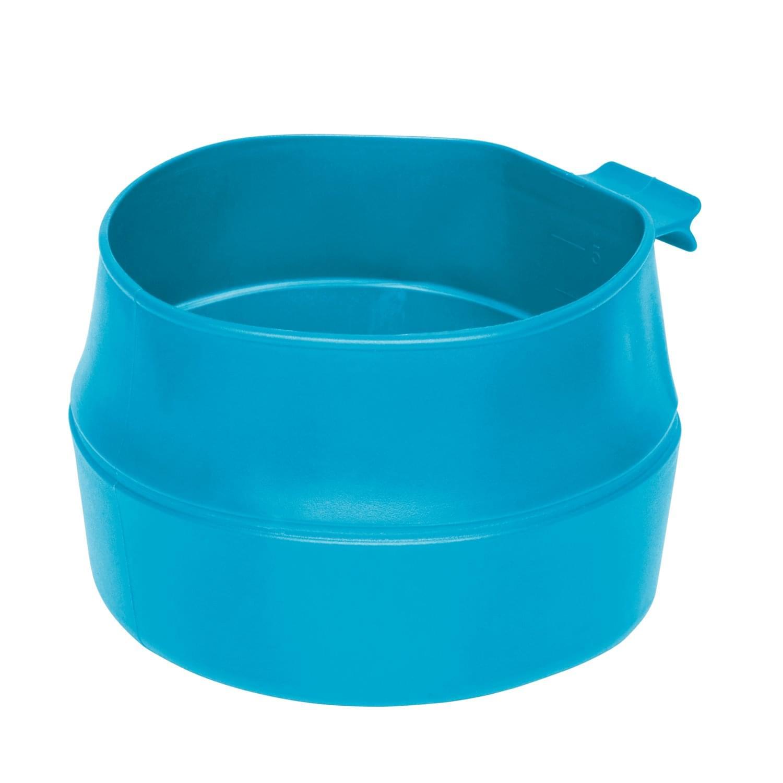 Wildo® FOLD-A-CUP® BIG – Light Blue