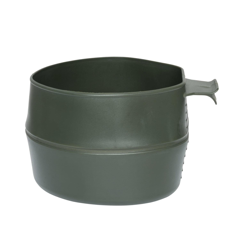 Wildo® FOLD-A-CUP® BIG – Olive Green