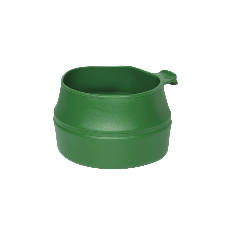Wildo® FOLD-A-CUP® GREEN – TPE – Sugarcane