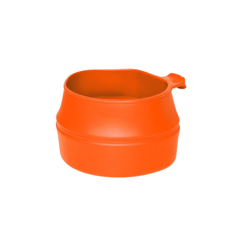 Wildo® FOLD-A-CUP® – TPE – Orange
