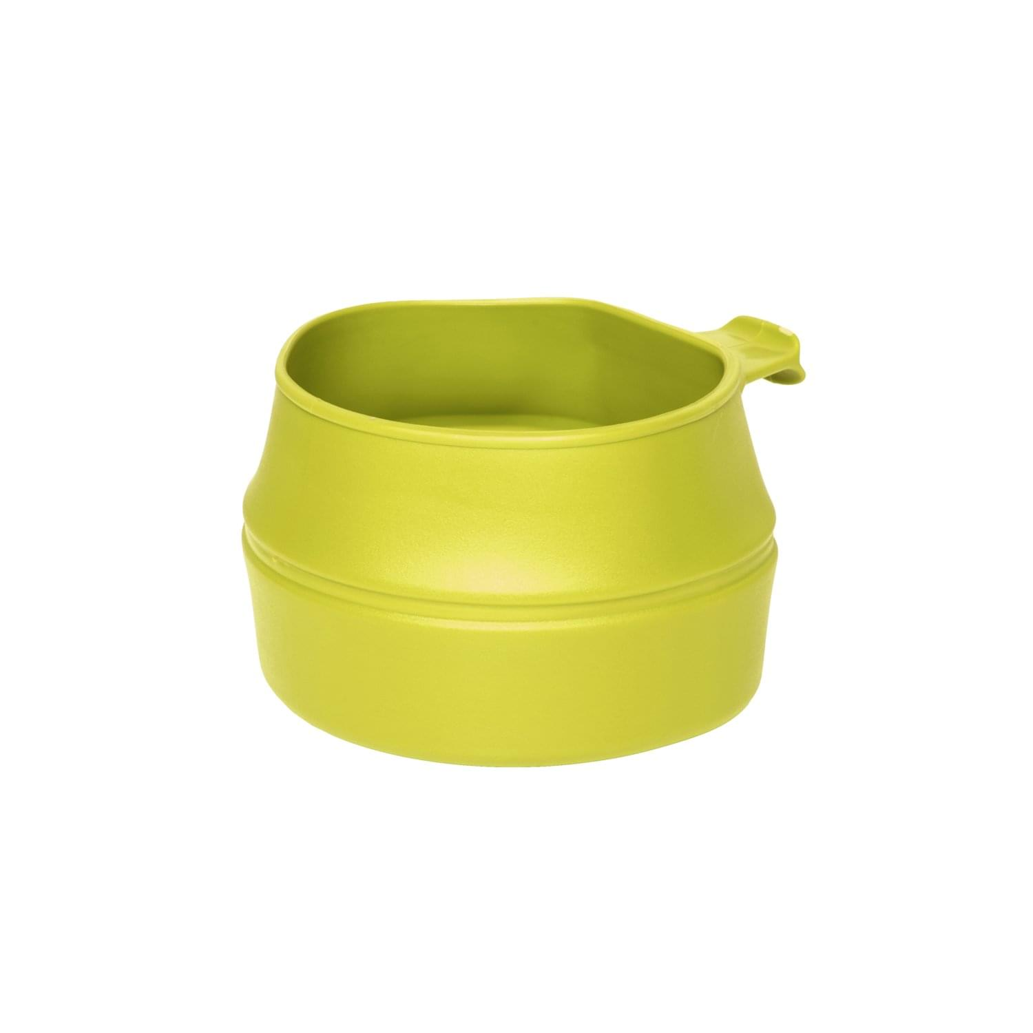 Wildo® FOLD-A-CUP® – TPE – Lime
