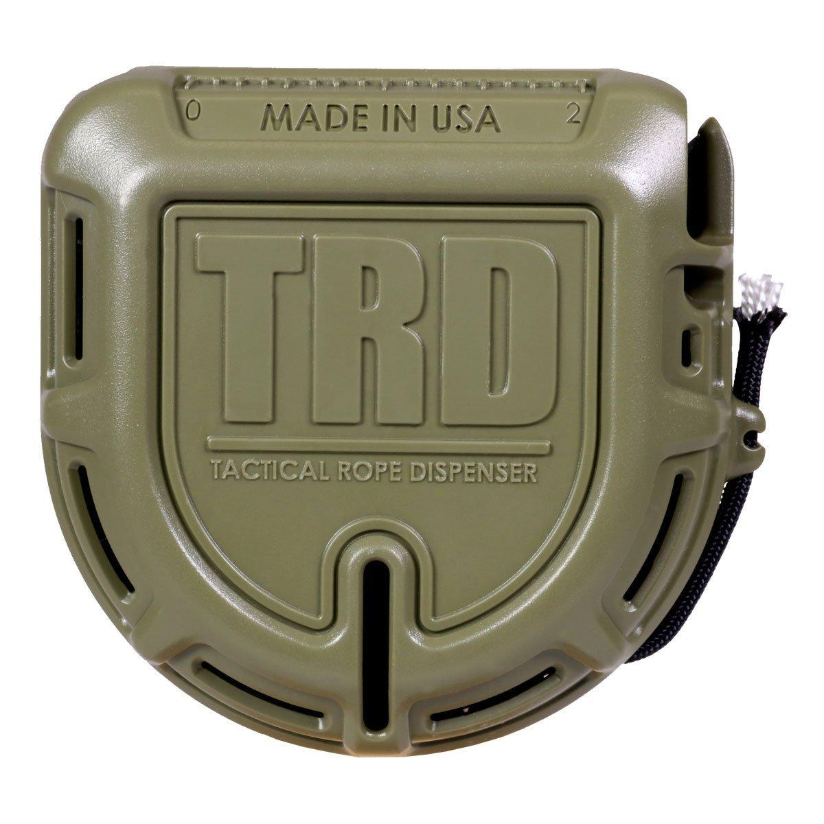 TRD – Tactical Rope Dispenser – 50ft