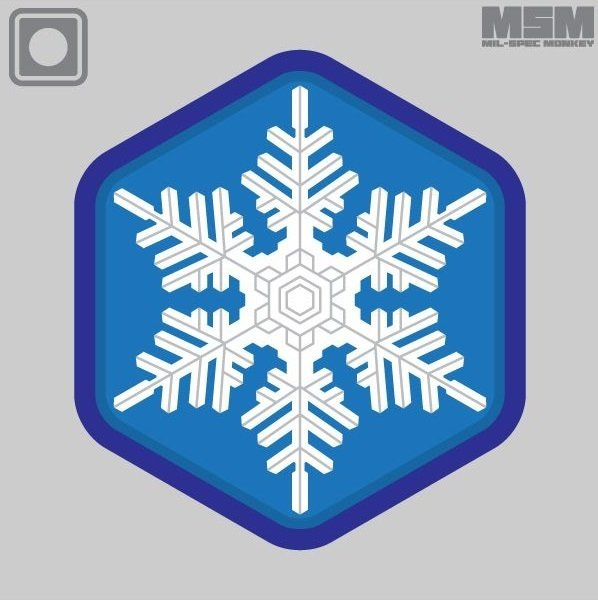 Unique Snowflake PVC