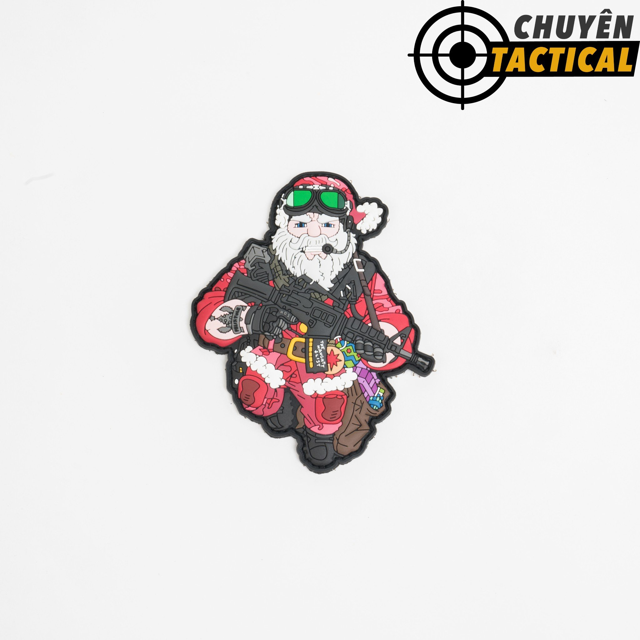 TACTICAL SANTA CLAUS – XMAS PATCH