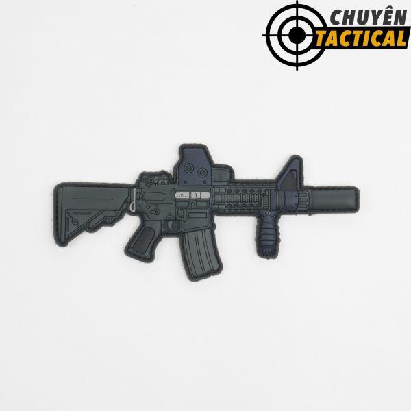 AR15 PVC GUN Patch