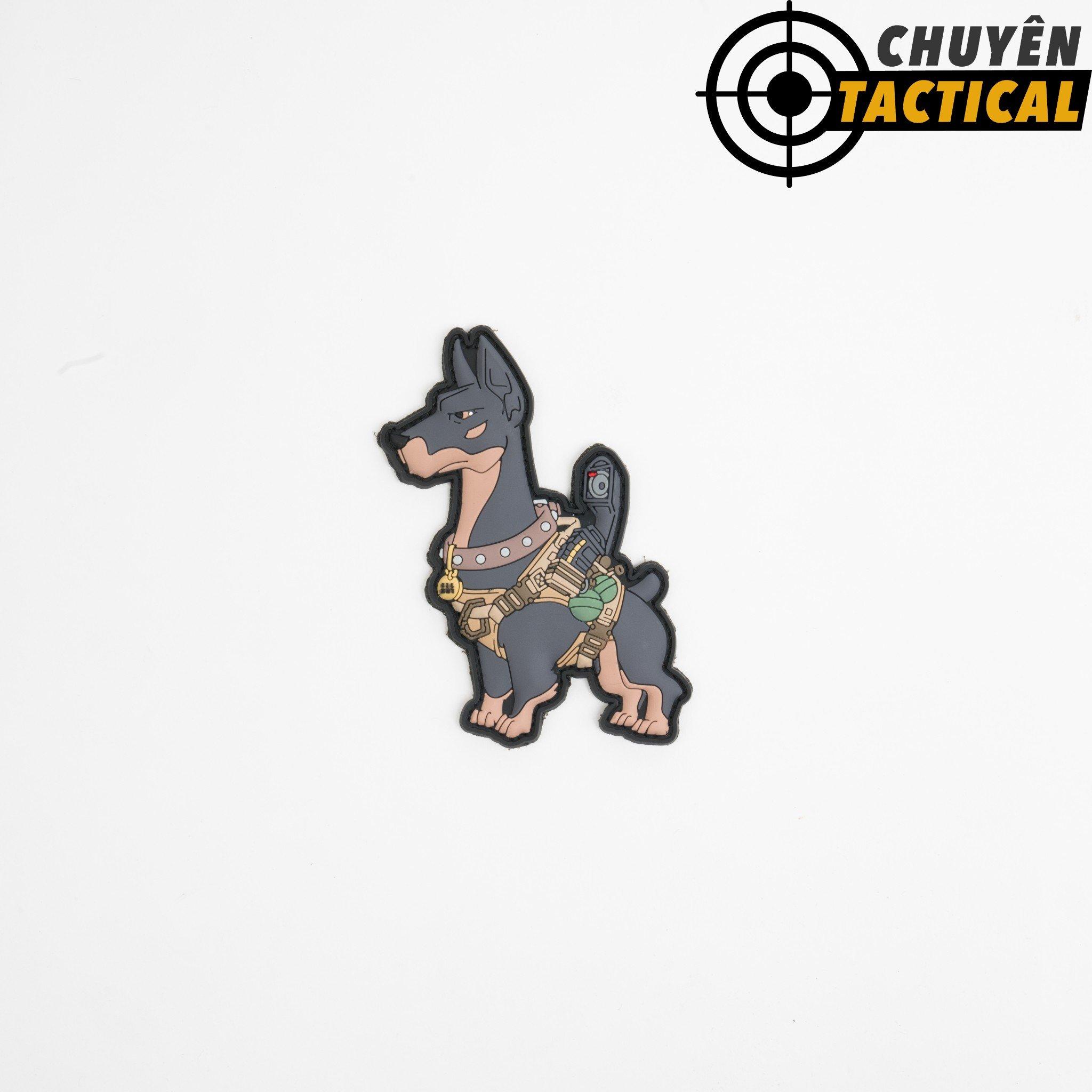 K16 – 007 TACTICAL SERVICE DOG