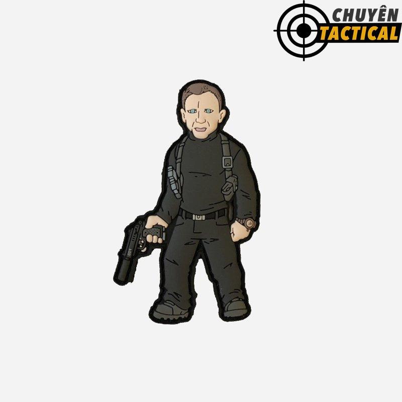 Elite Warriors – 007 James Bond