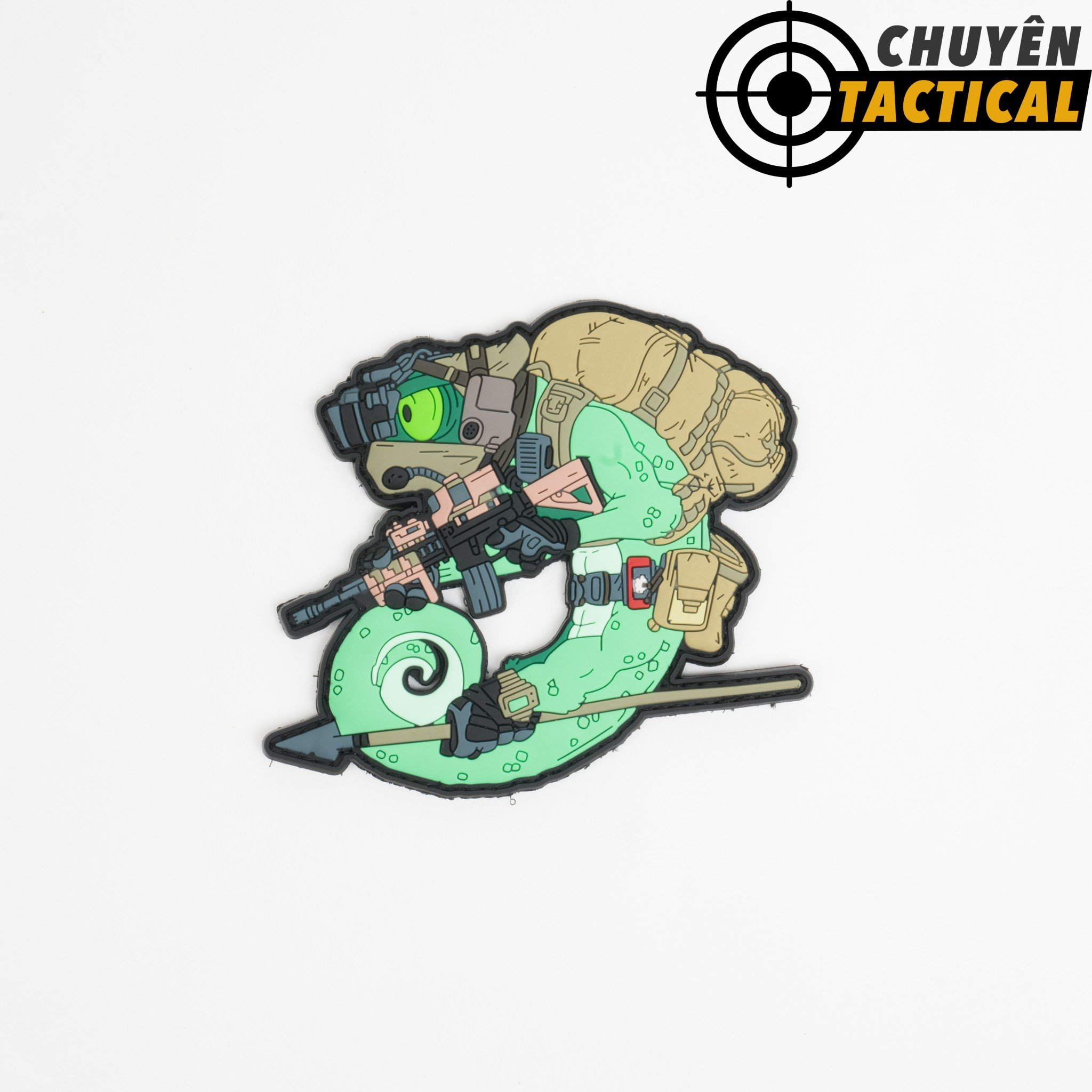 Mystic Warriors – Tactical Chameleon – GROM Operator