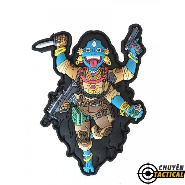 Kali die Schwarze – Tactical Gods and Mystic Warriors