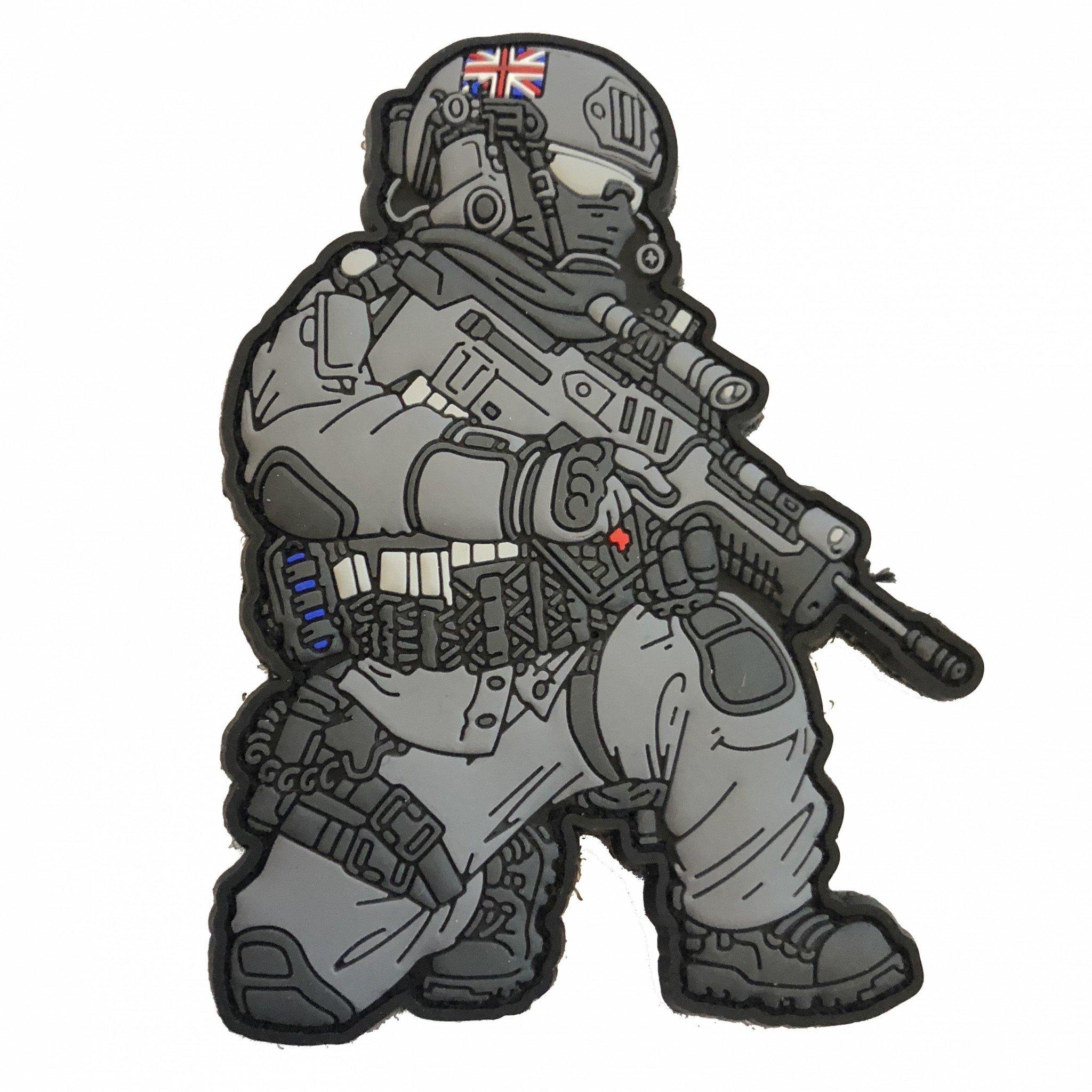 SOF – Operator Patch – UK SAS