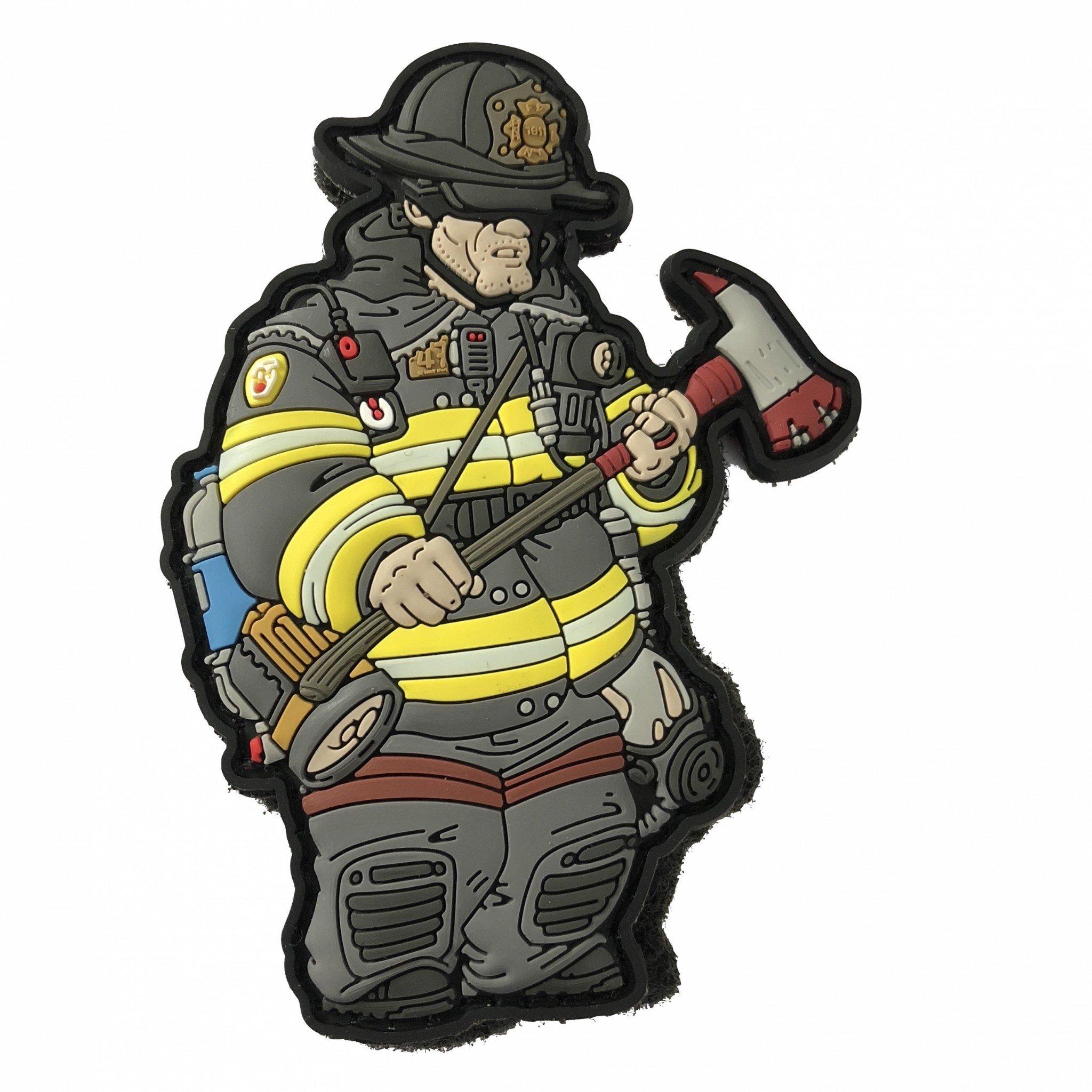 Operator Patch – NYFD Firefighter