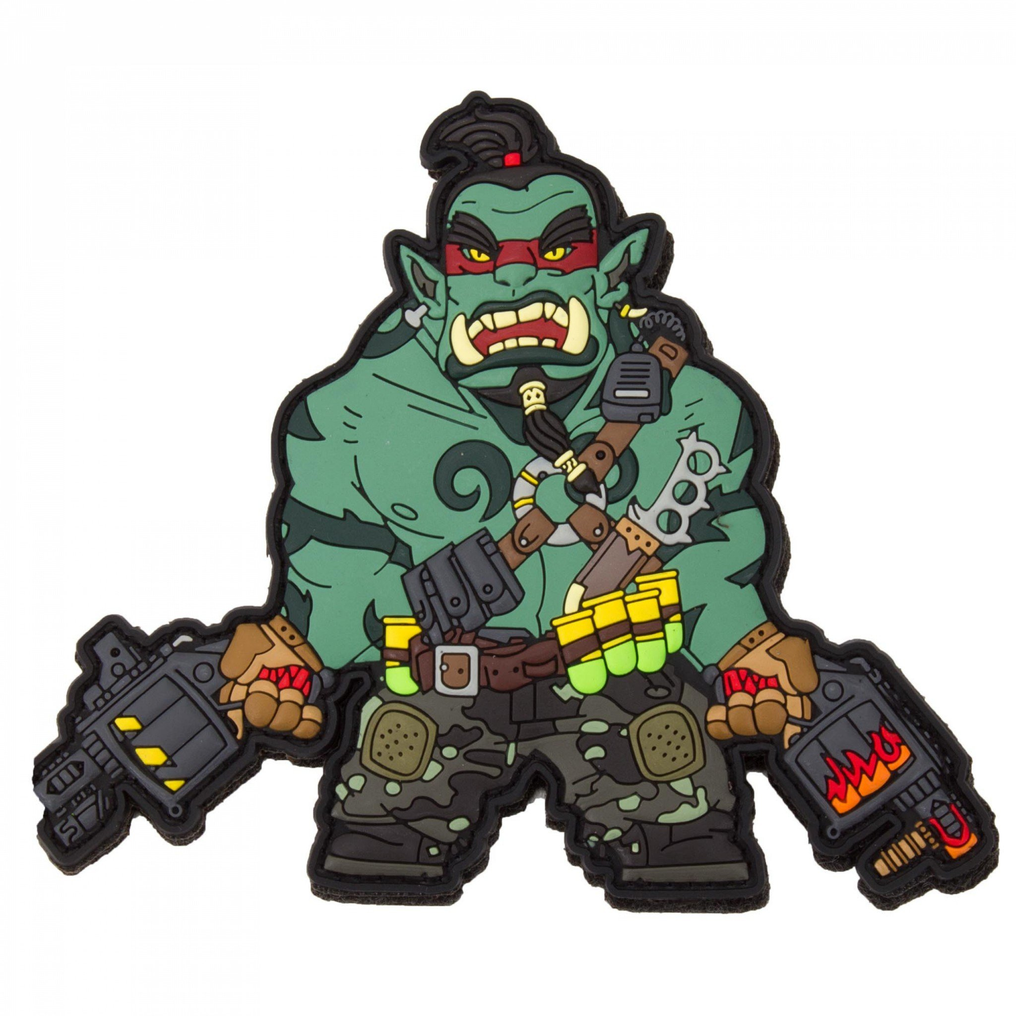 Mystic Warriors – Foom the Orc Warlord
