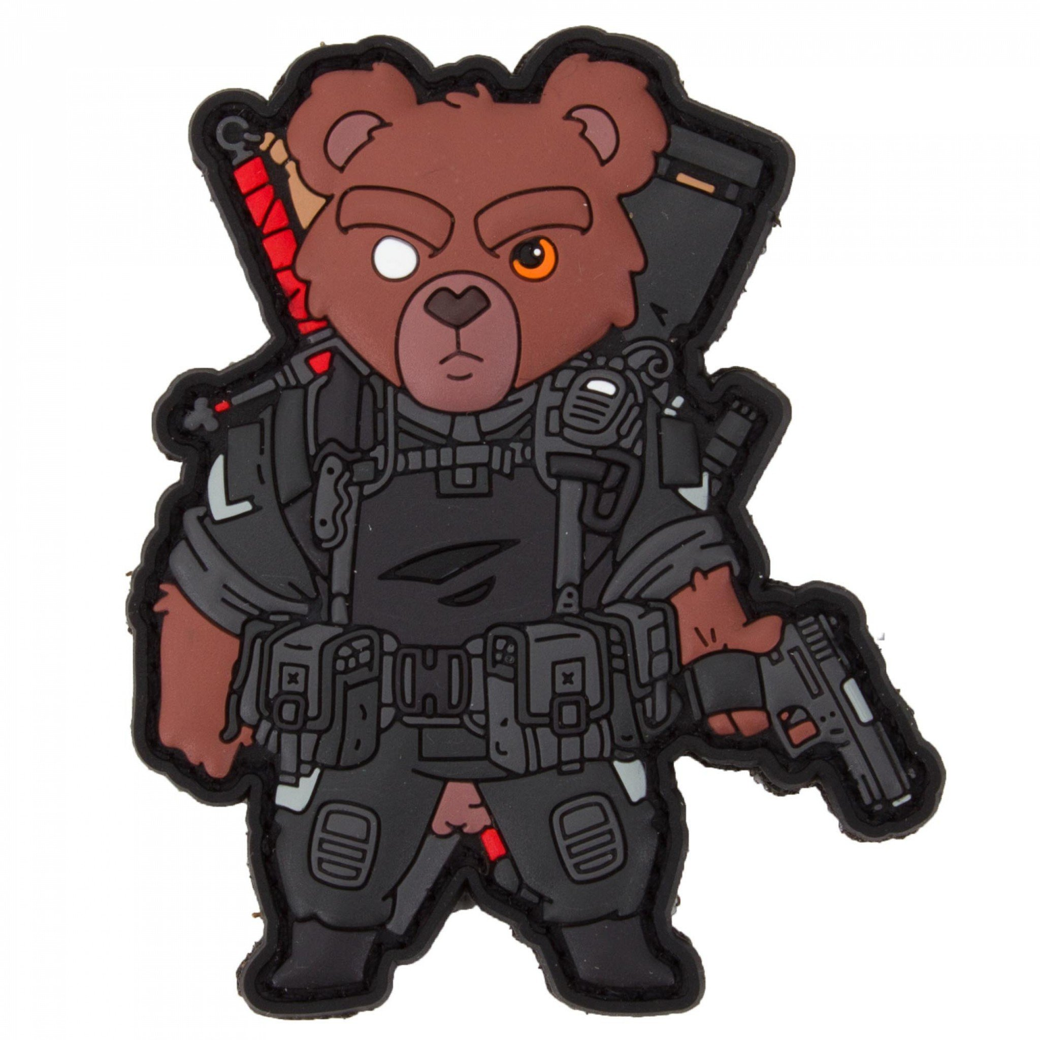 TACTICAL TEDDY PATCH – BELTHAZOR