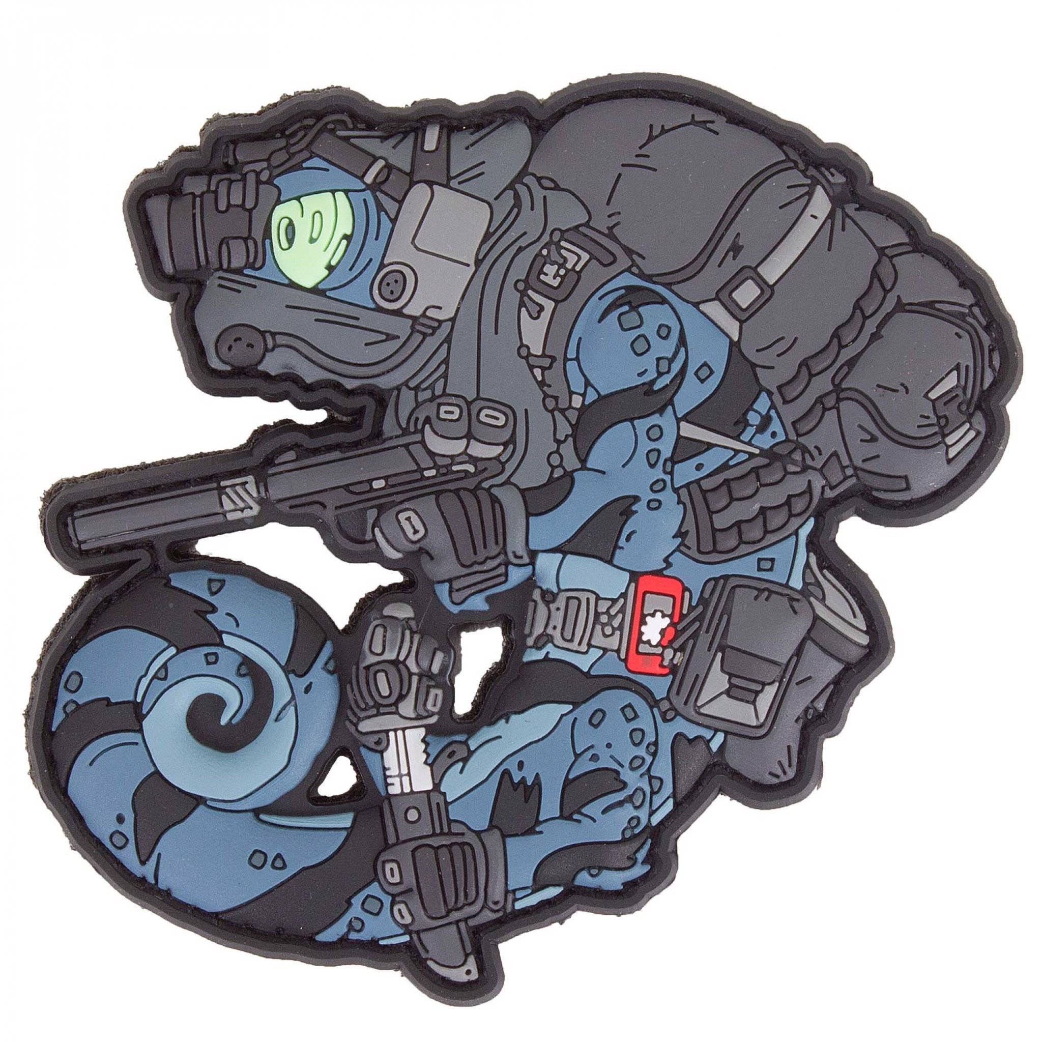 TACTICAL CHAMELEON LEGION NIGHTSTALKER PATCH