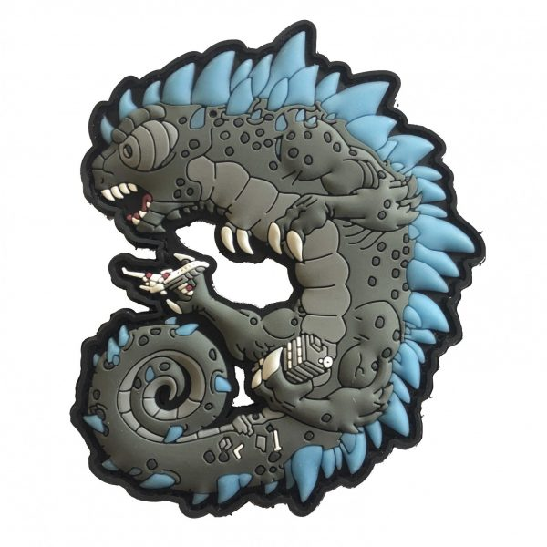 CHAMELEON LEGION CHAMZILLA KING OF MONSTER PATCH