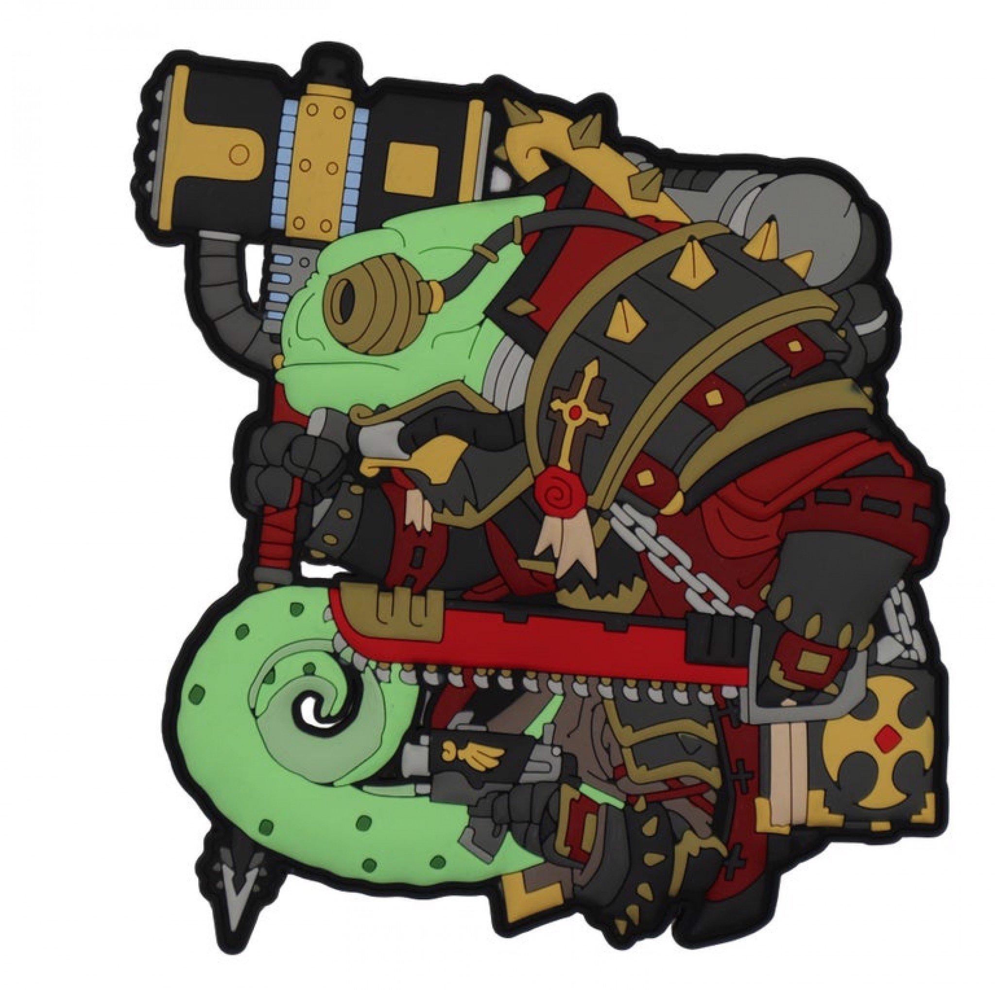 Tacopsgear Chameleon legion INQUISITOR Patch
