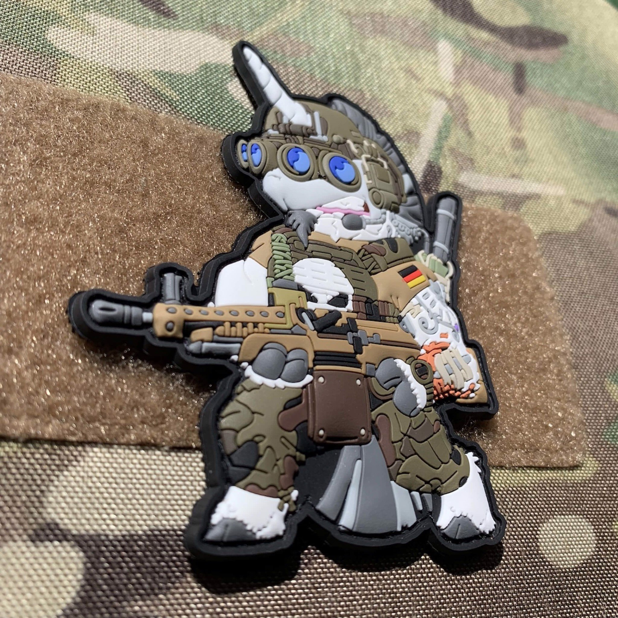 Tactical Unicorn KSK Edition Bundeswehr