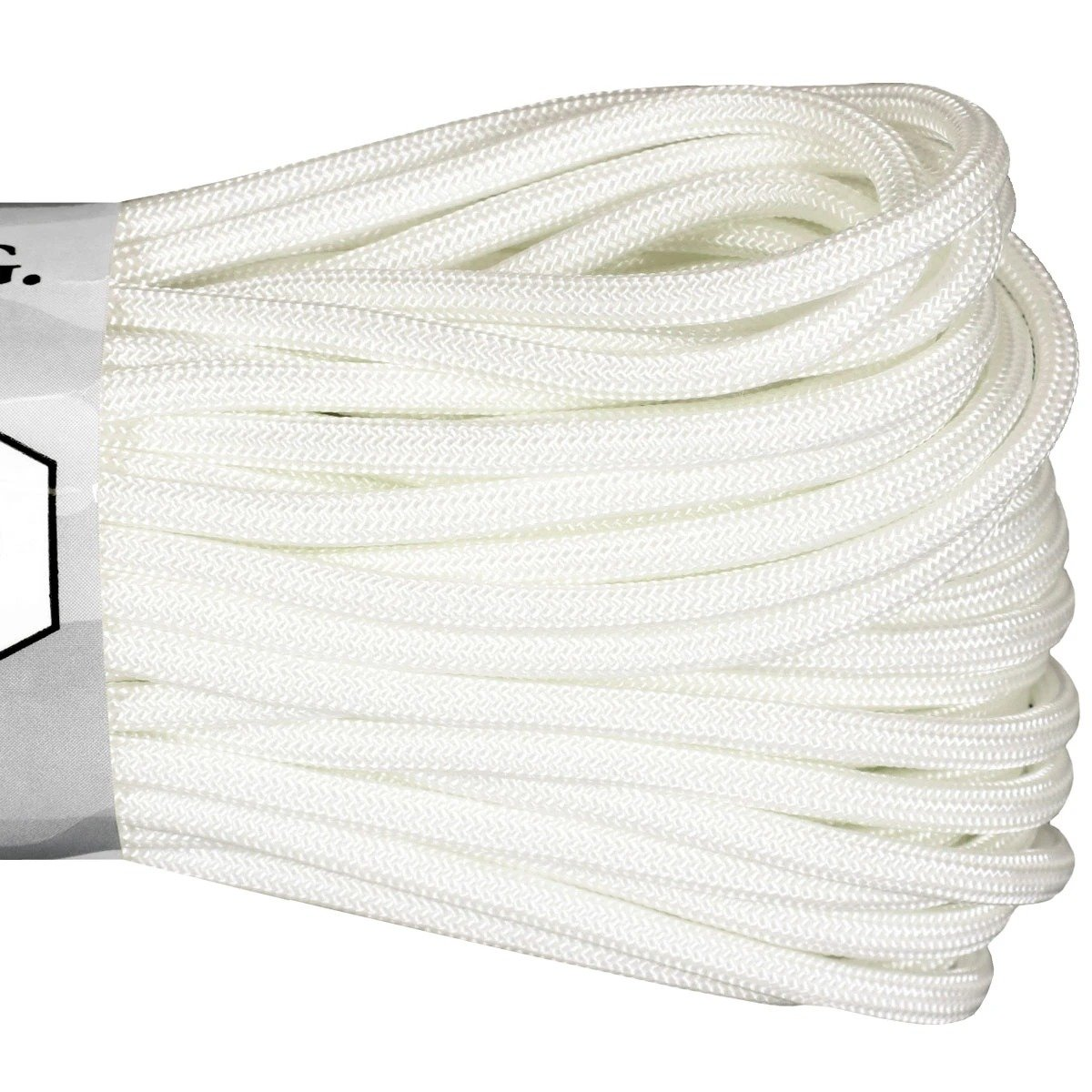 Dây 550 Paracord – White