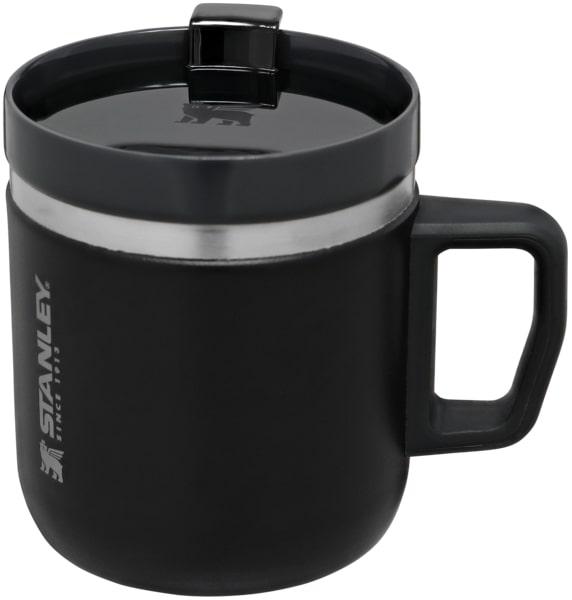 The Ceramivac GO Coffee Mug 350ml - 12oz (Đen)