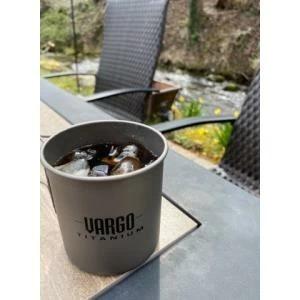 Vargo Titanium Travel Mug 450ml