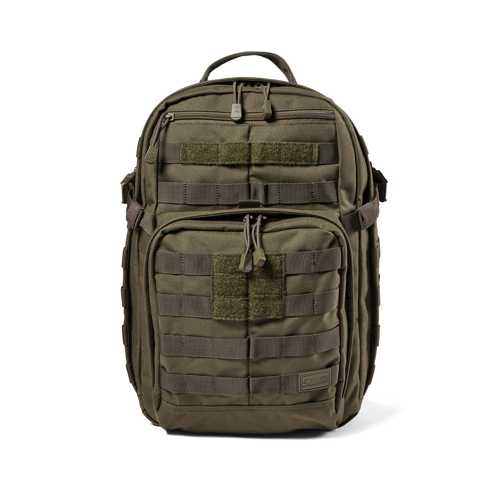 Balo 5.11 Tactical Rush 12 2.0 - Ranger Green