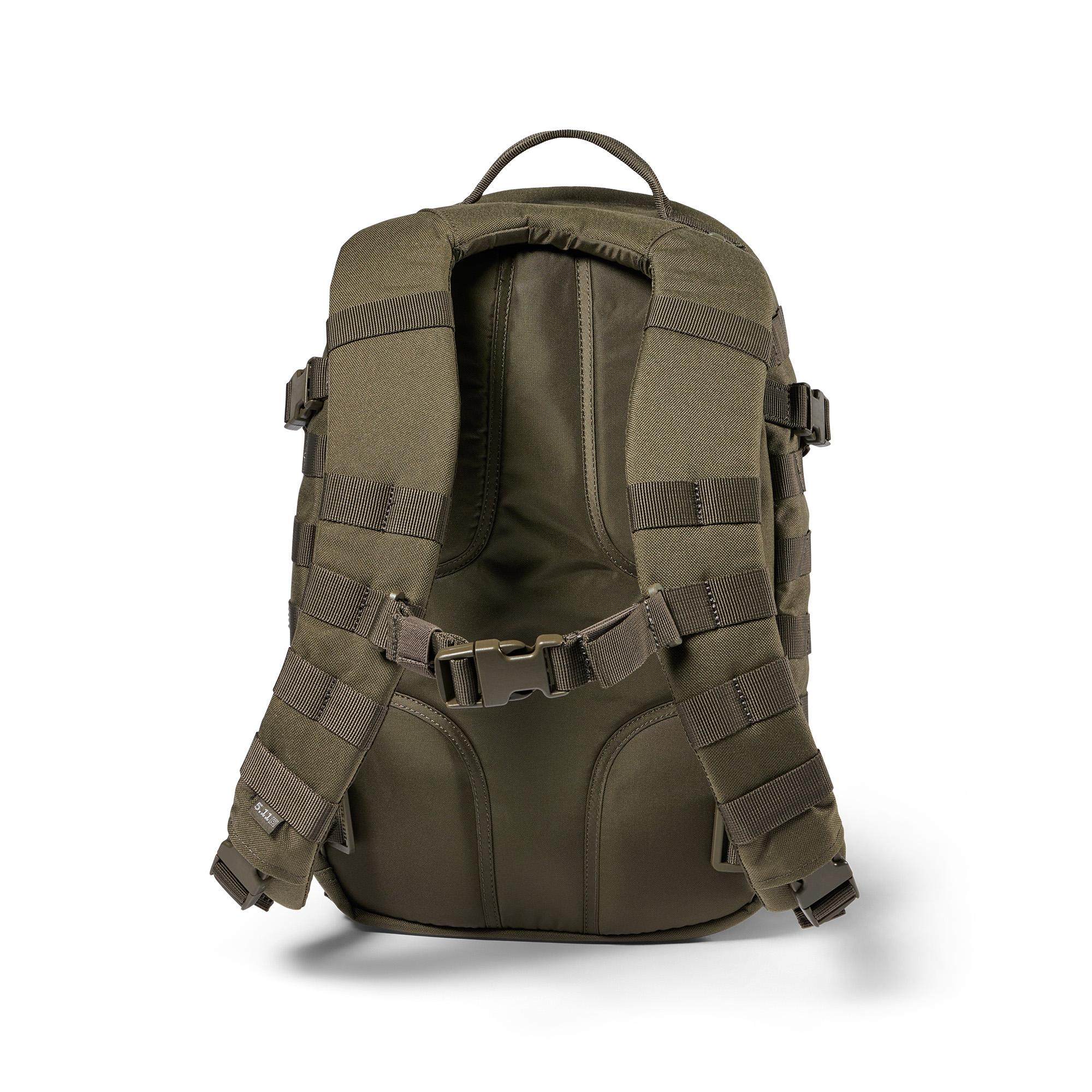 Balo 5.11 Tactical Rush 12 2.0 – Ranger Green