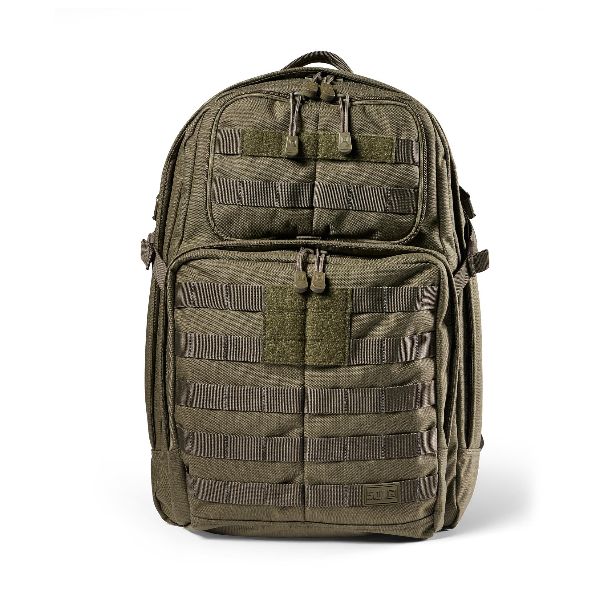 Balo 5.11 Tactical Rush 24 2.0 – Ranger Green