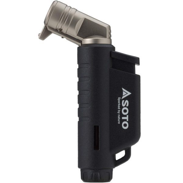 Bật Lửa SOTO Micro Torch ACTIVE – Màu Đen