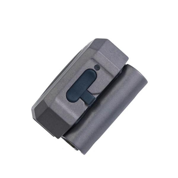 MECARMY CPL-T ĐÈN PIN ĐEO DÂY ĐỒNG HỒ 300 LUMENS SẠC MICRO USB