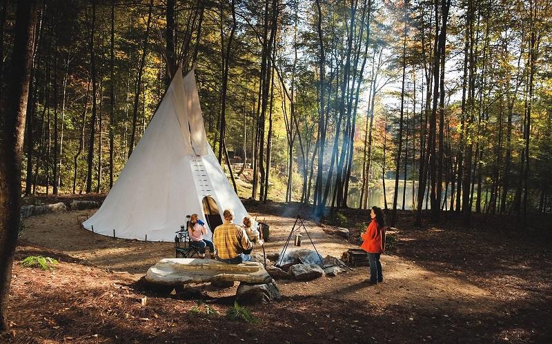 Camping là gì