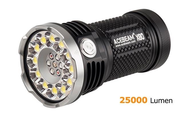 Đèn pin ACEBEAM X80