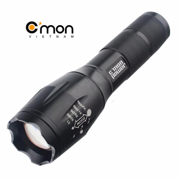 Đèn pin C'MON GUARD siêu sáng