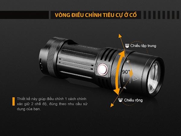 Đèn pin Fenix siêu sáng