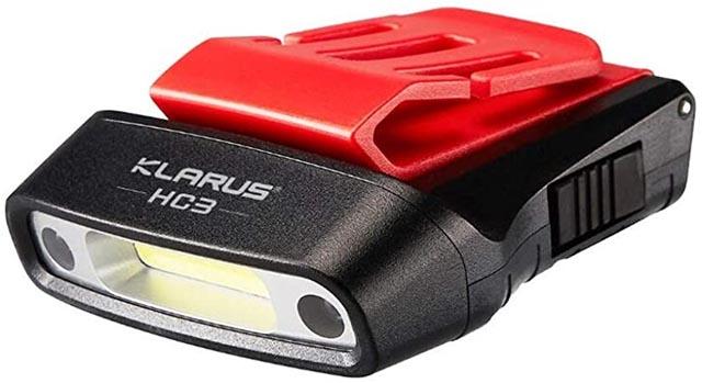 Đèn pin siêu sáng Klarus HC3