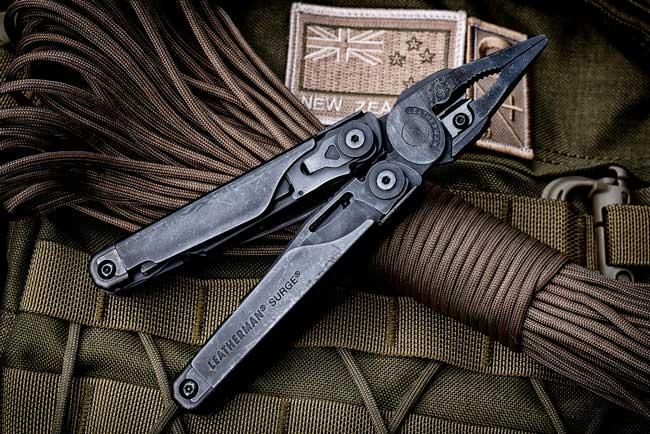 Leatherman SURGE® BLACK