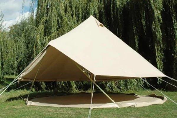Lều chữ A cách dựng lều