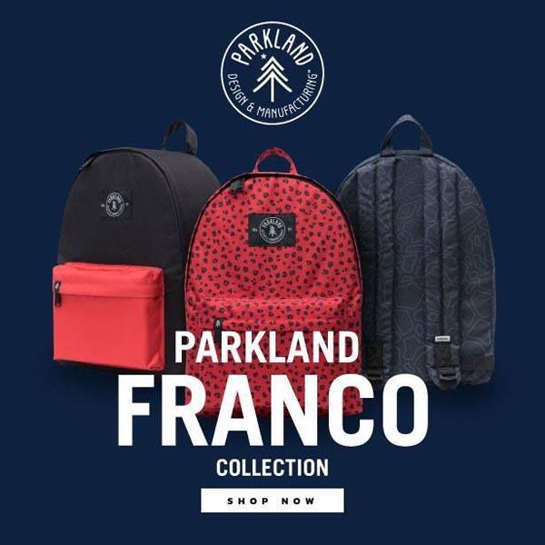Parkland hợp thời trang và đa phong cách