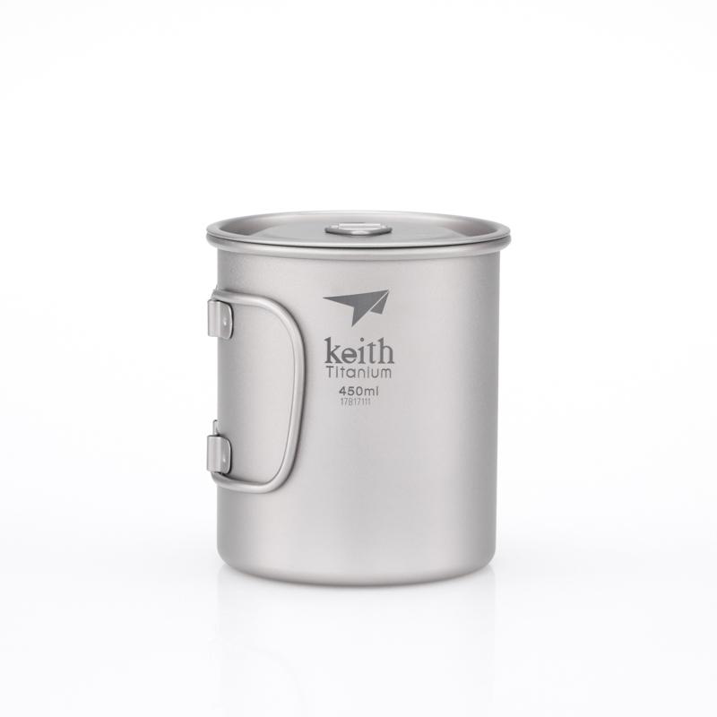 KEITH TI3204 – CA TITANIUM SINGLE 450ML